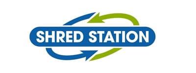 Shred Station logo